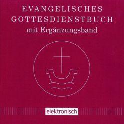 Evangelisches Gottesdienstbuch CD-ROM